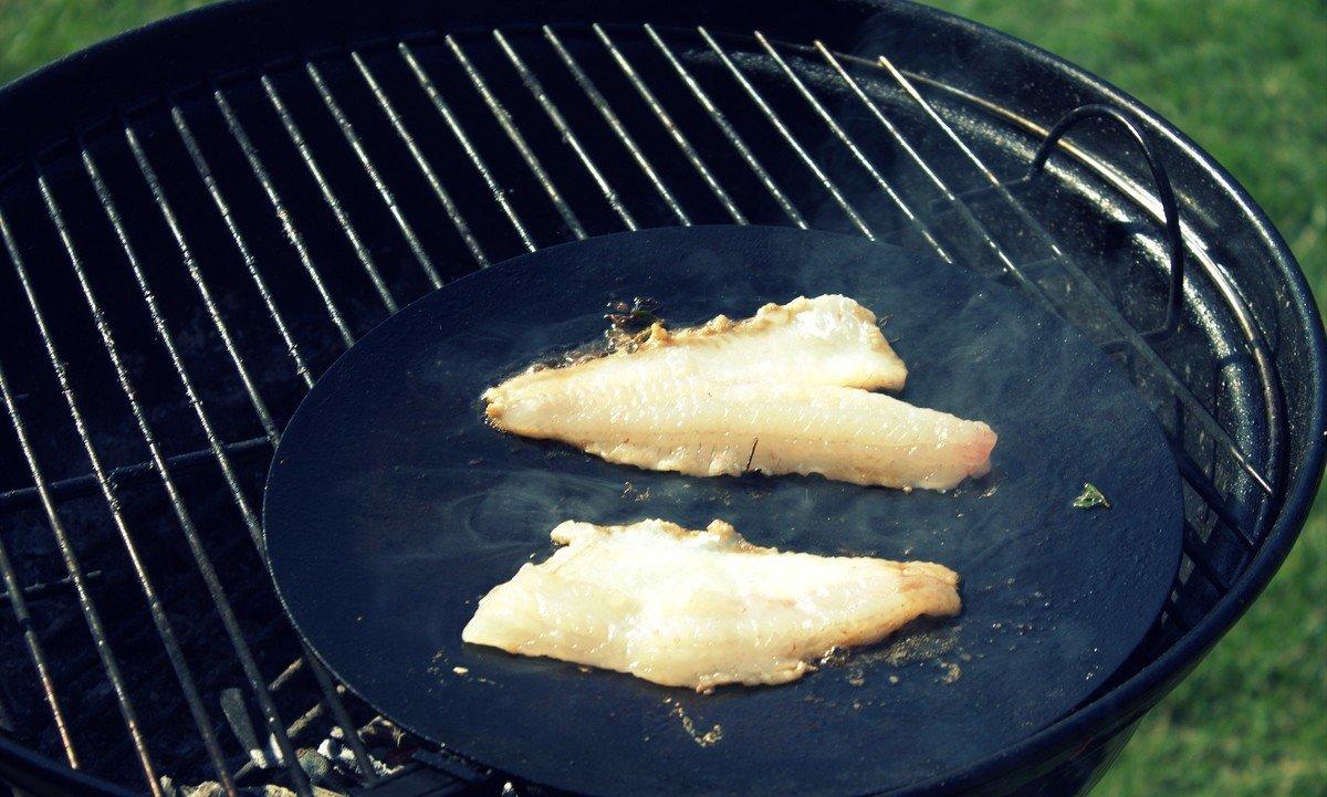 Fileet grillissä
