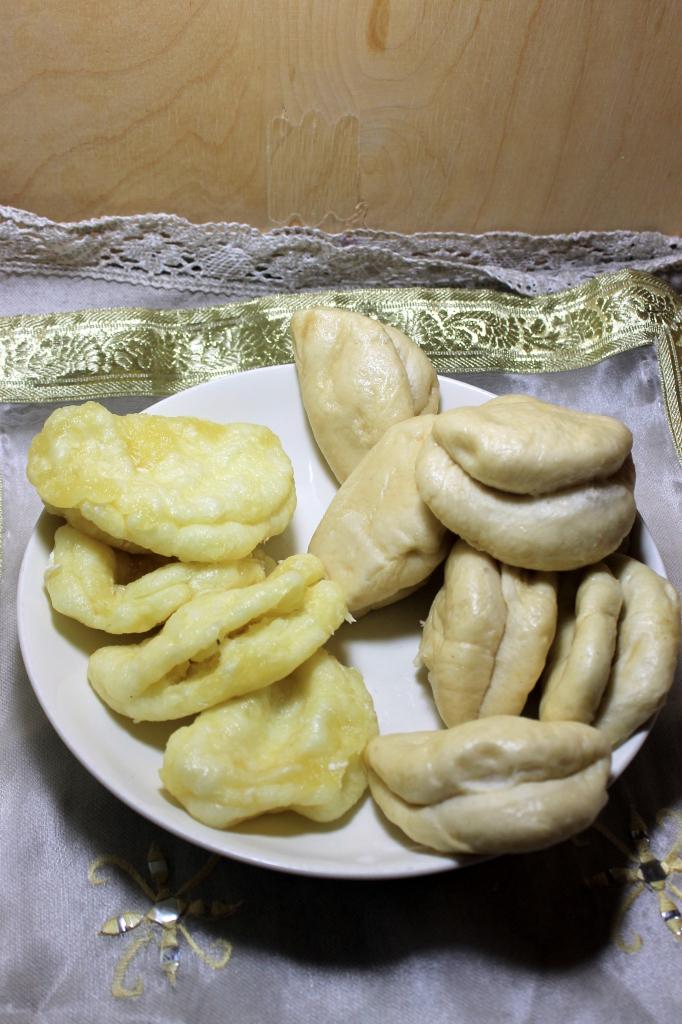 Gua bao gluteeniton ja normaali vertailussa