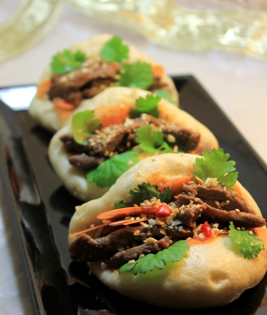 Gua bao hampurilaiset