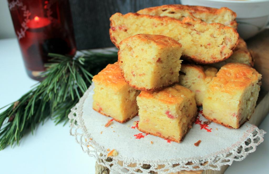Cake au jambon_herkkuleipä