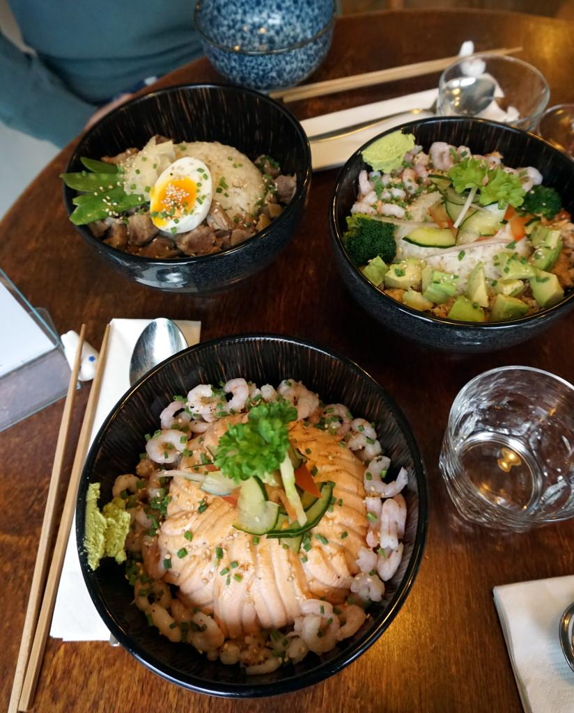 Mashiro japanilainen ravintola Helsingissä