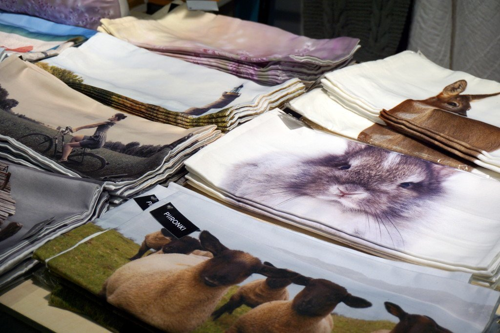 Piironki tekstiilit