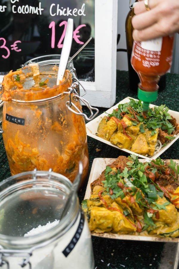 Kimchi Wagon