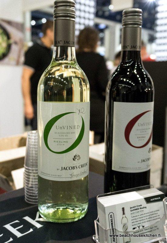 alkoholfree wine