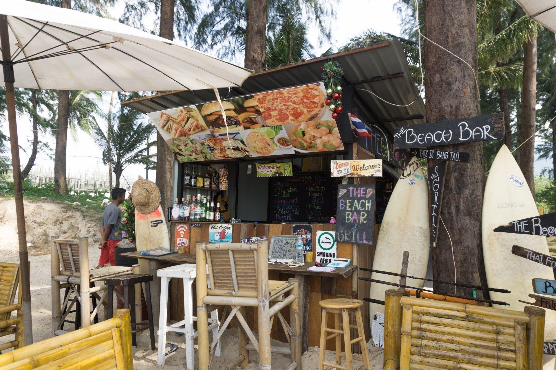 ravitnolavinkkjeä Phuketiin