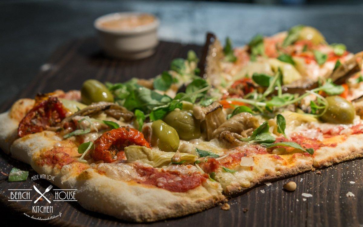 Rosso pizza