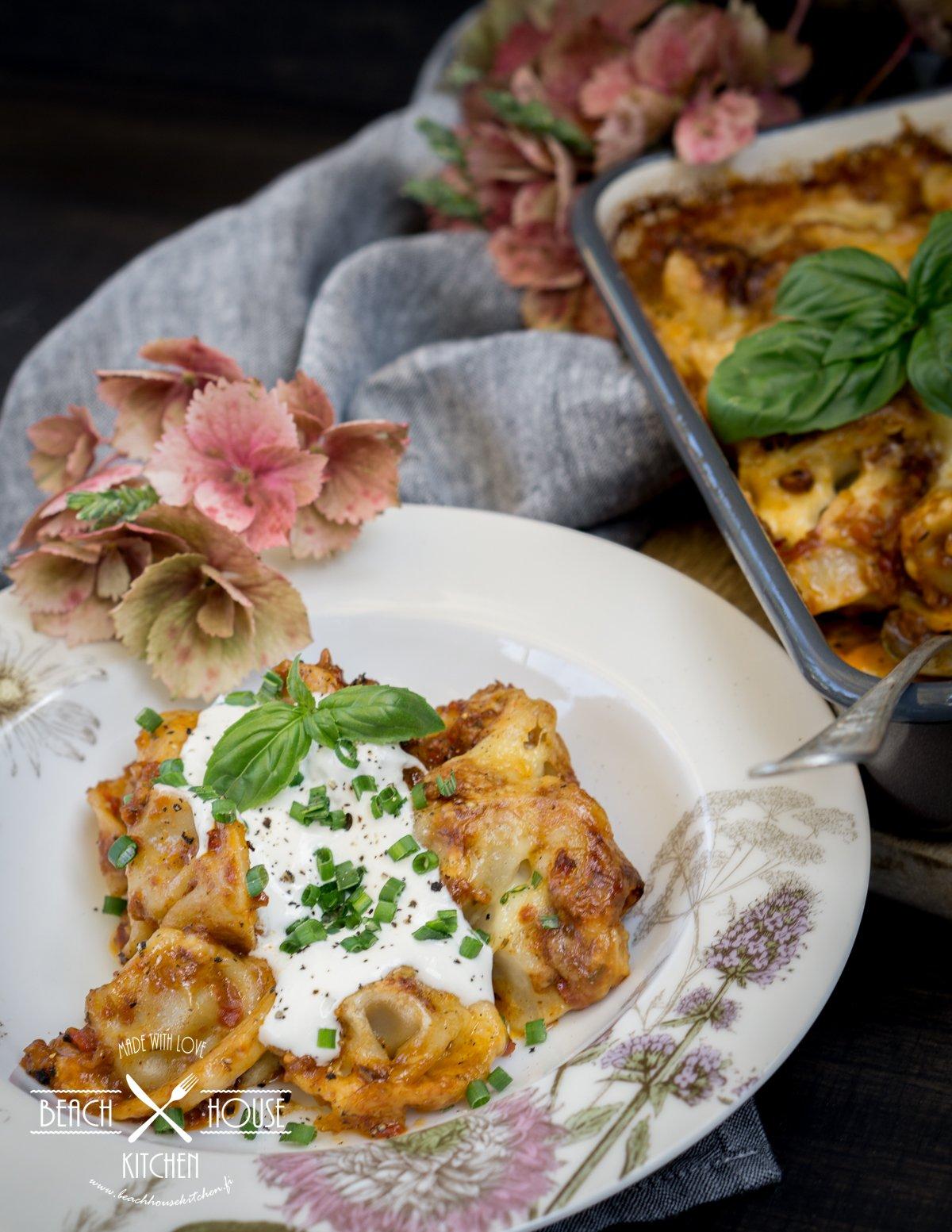 pelmeni lasagne