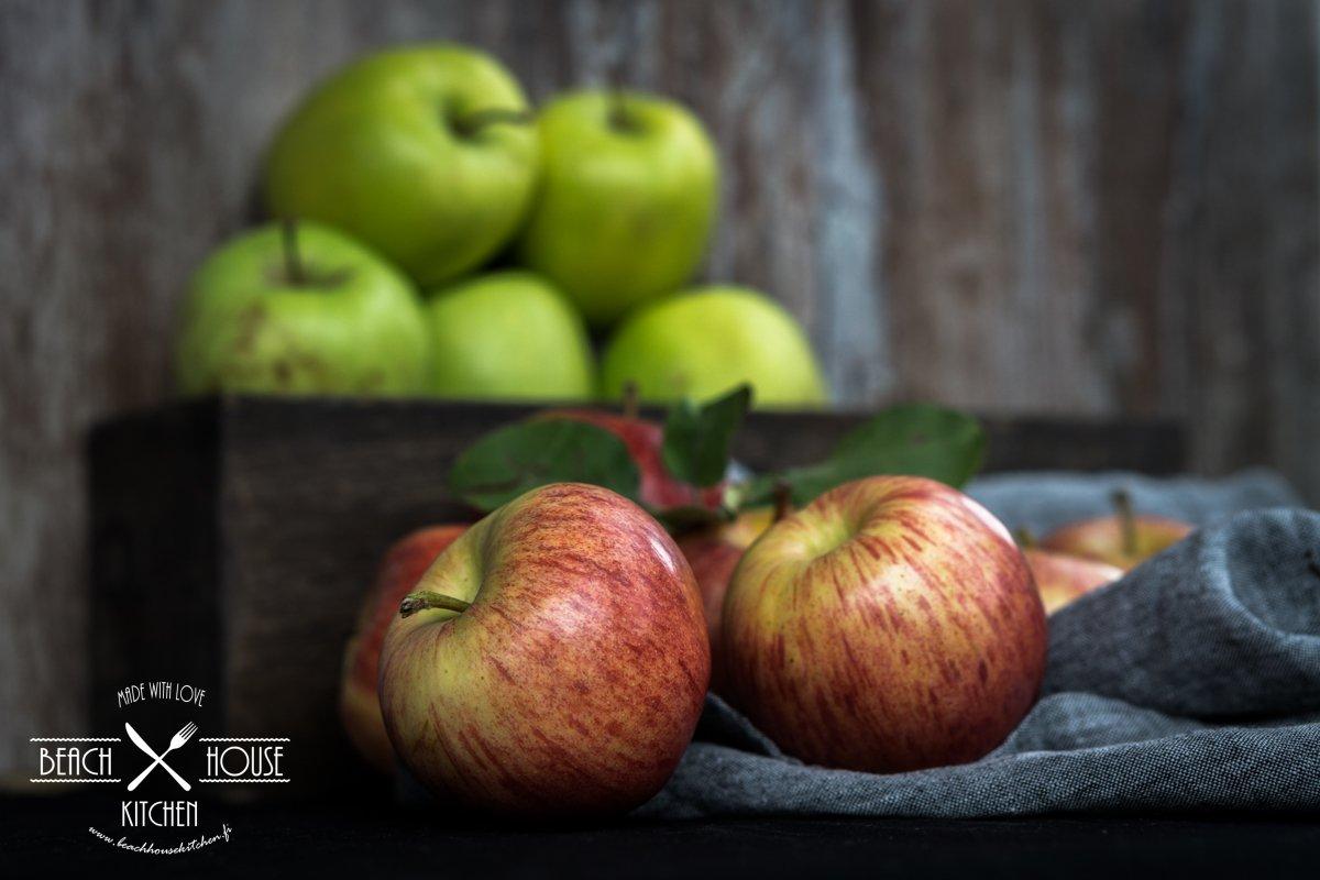 omena ranskalaiset