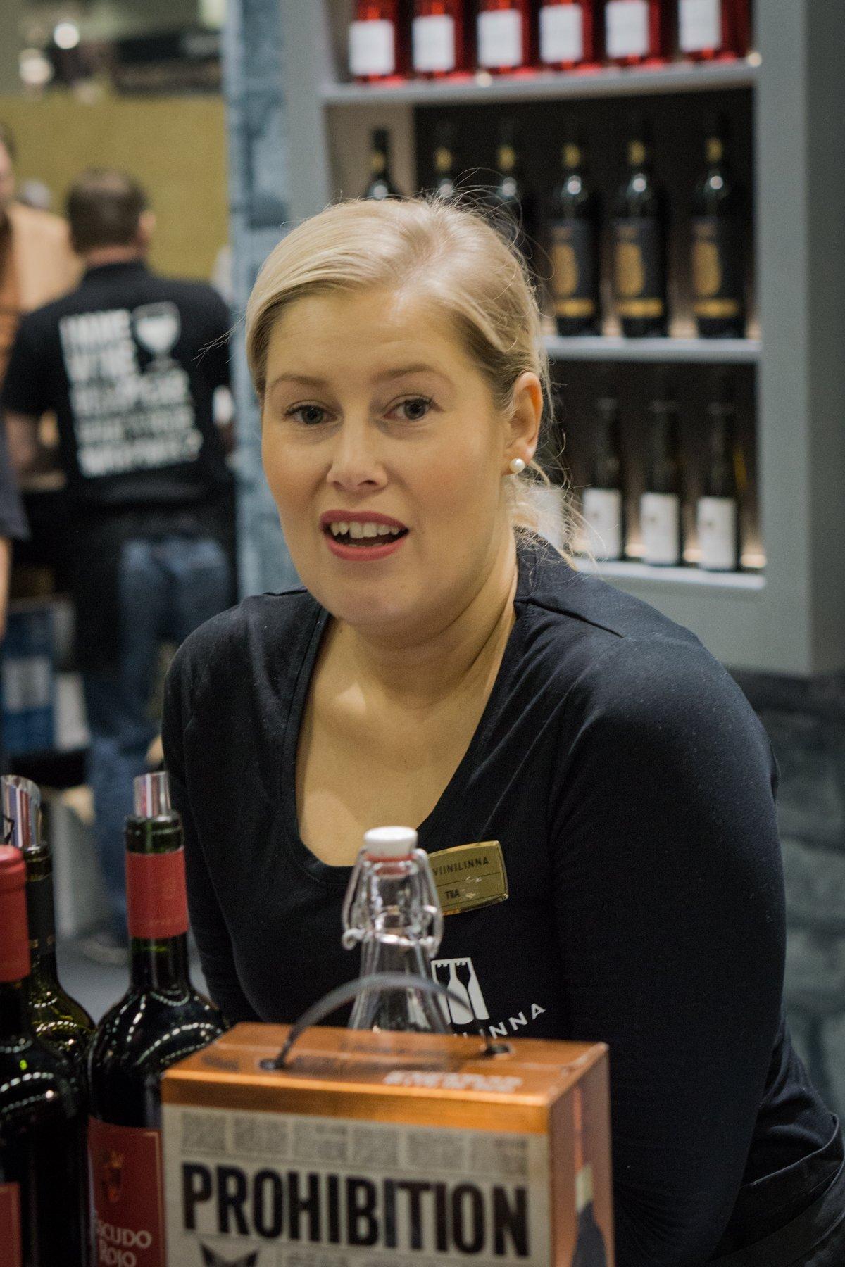 viini ja ruoka