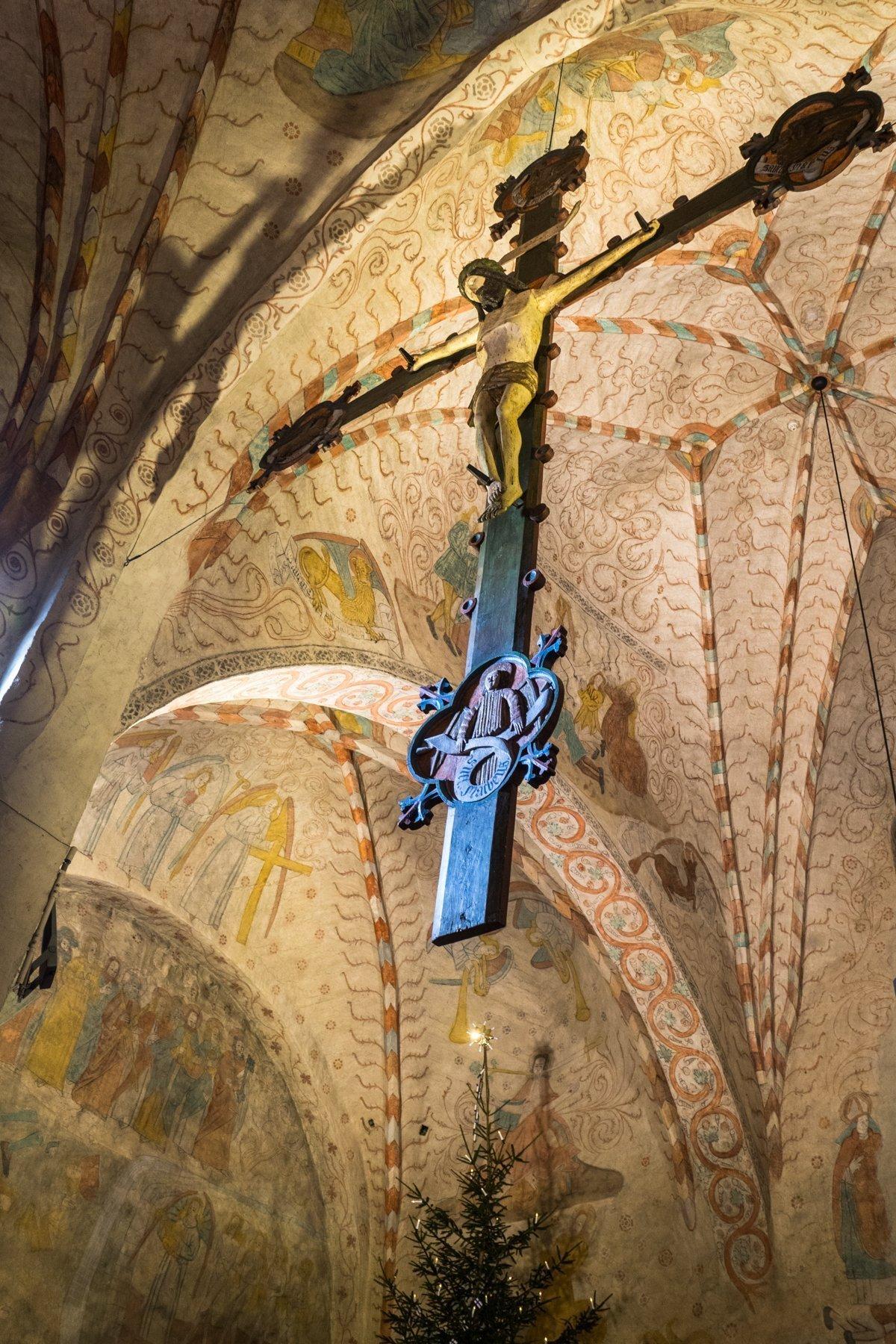 Pyhän laurin kirkko Lohjalla