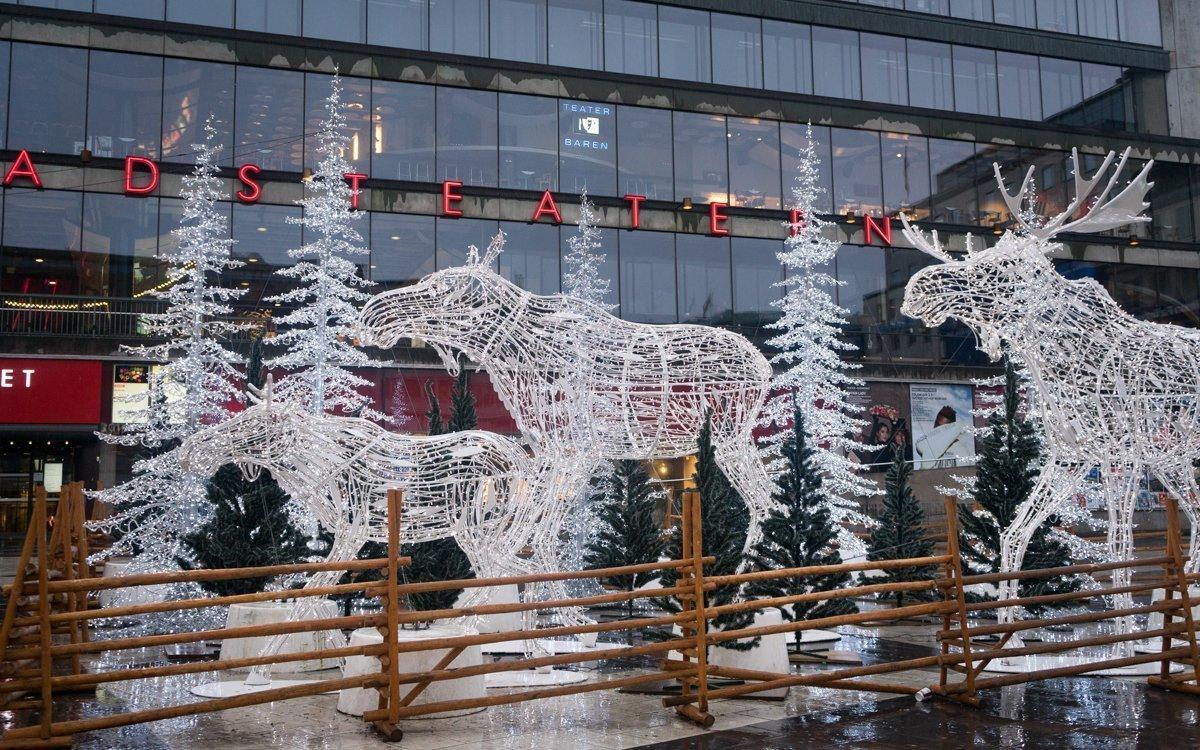 joulu Tukholma