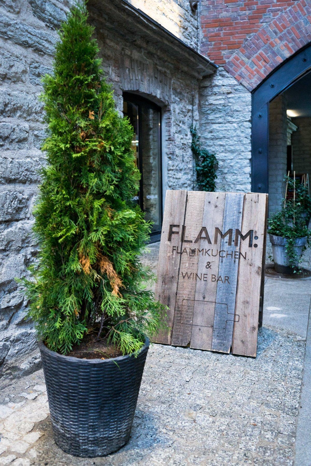 flamm ravintola Tallinna