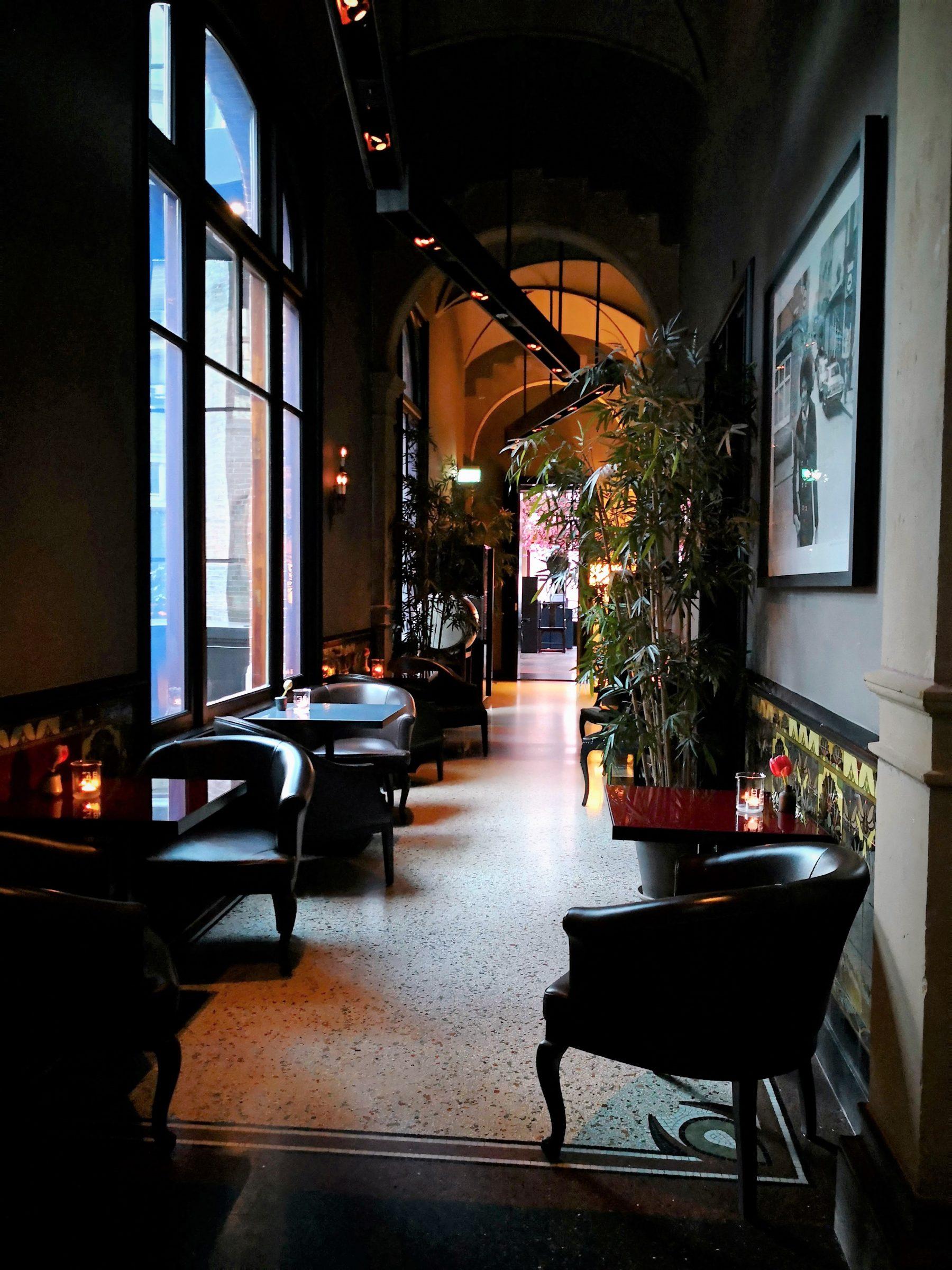 ravintolat Amsterdamissa