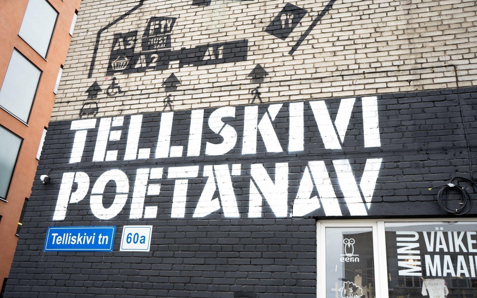 minilomalla Tallinnassa