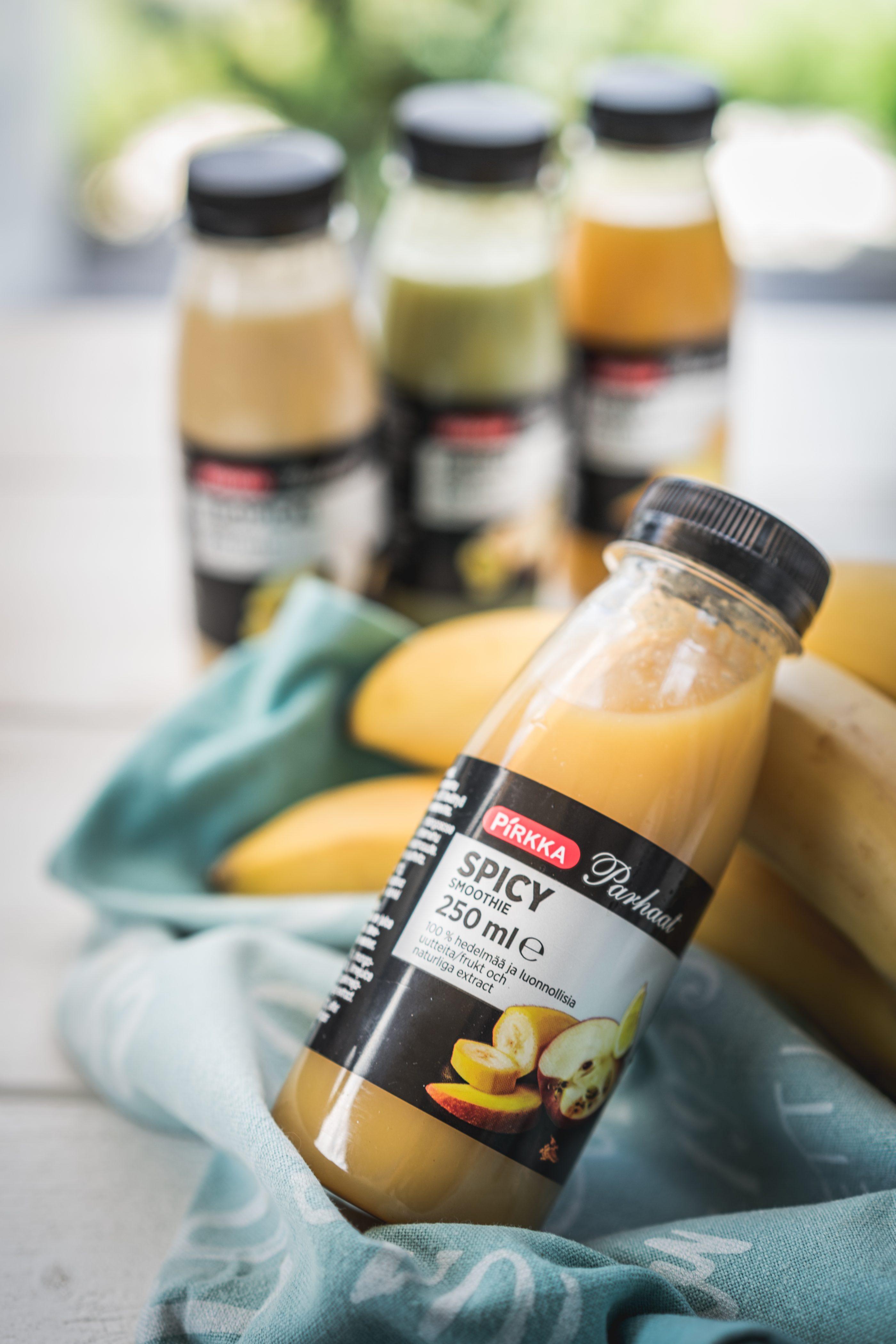 spicy smoothie Pirkka Parhaat