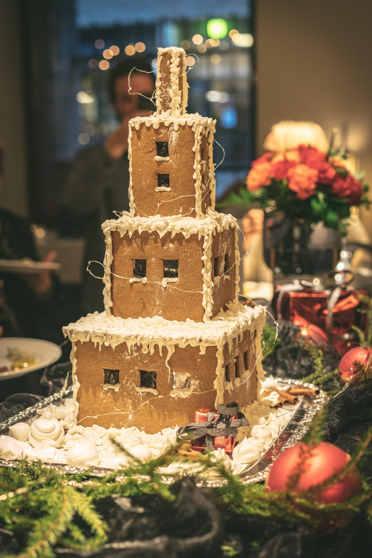 Ravintola Torni joululounas