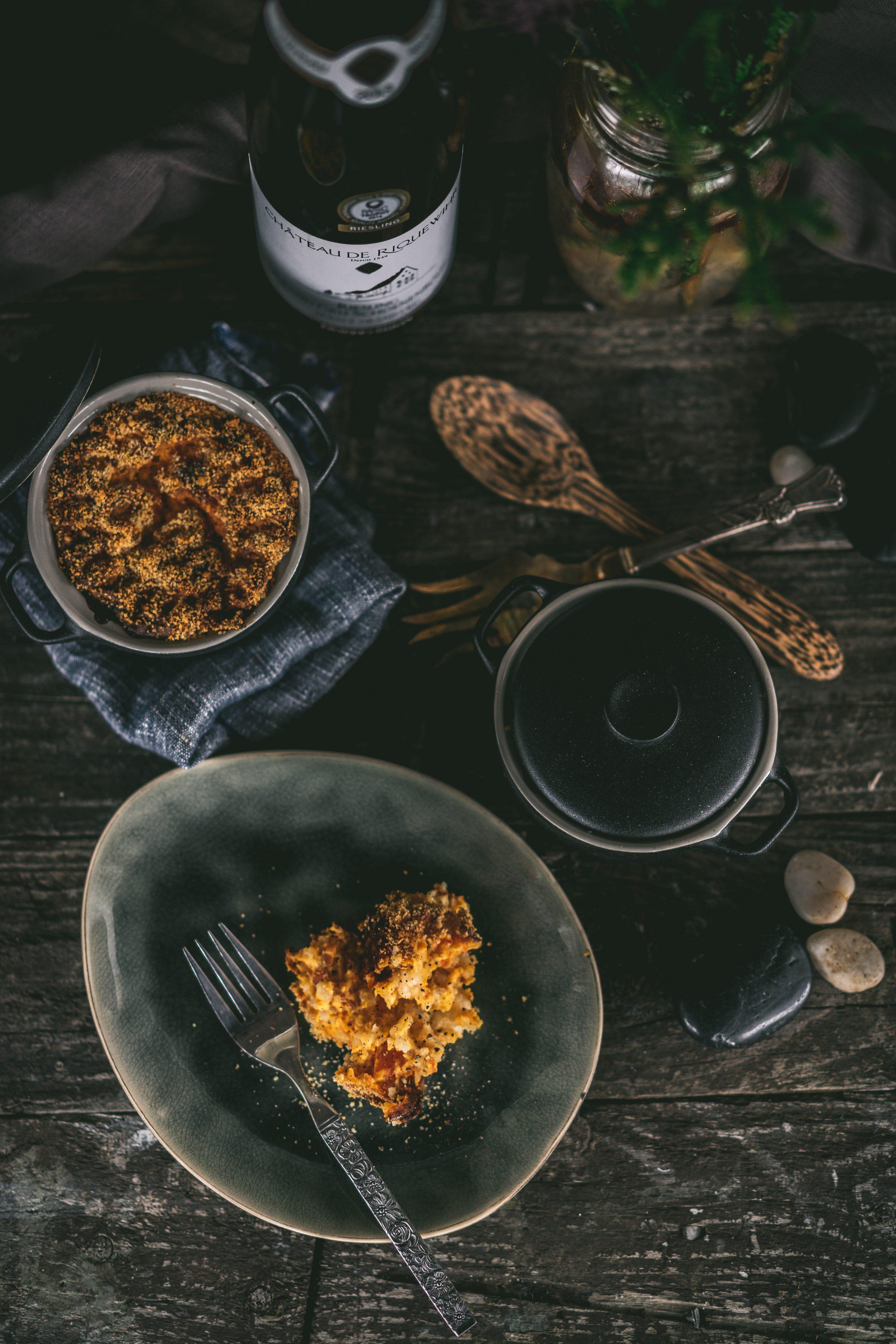 Porkkanalohilaatikko