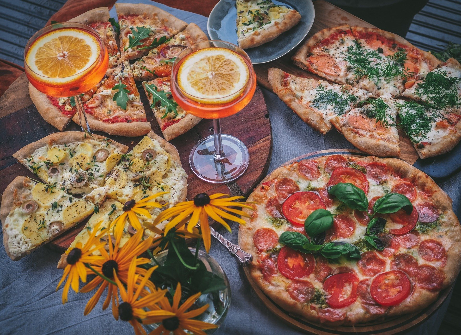 Kylmäkohotettu Pizzataikina