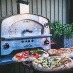 pizzauuni kesäkeittiöön